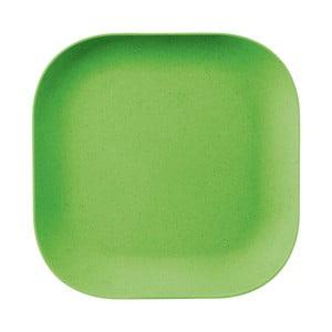 Zelený bambusový tanier Premier Housewares Eden