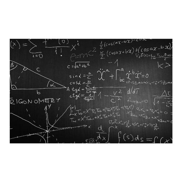 Obraz Black&White Math, 45 x 70 cm