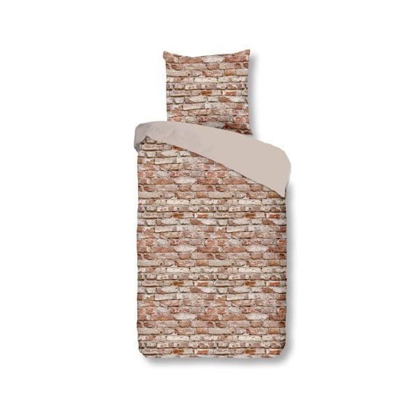 Obliečky Brick, 135x200 cm