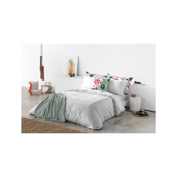 Obliečky Nordicos White, 200x200 cm