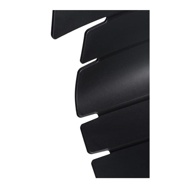 Sada 2 stoličiek D2 Techno One, čierne