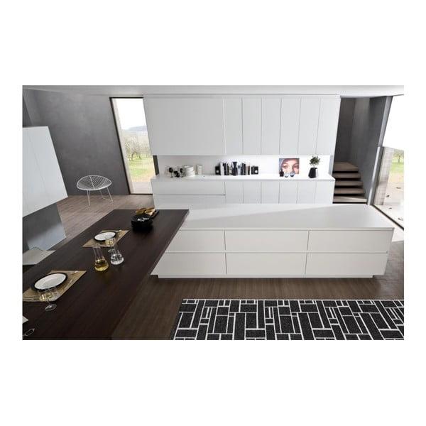 Vysoko odolný koberec Dama V22, 60x240 cm