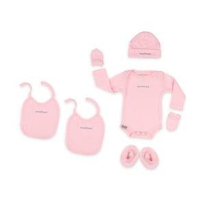 Detský ružový set Naf Naf Liso