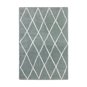 Zelený koberec Elle Decor Passion Abbeville, 80×150 cm