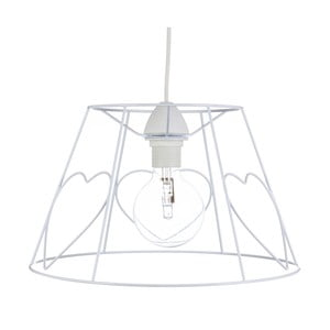 Biele stropné svietidlo Creative Lightings Naked Light Seis