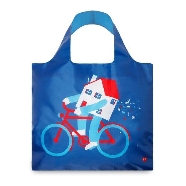 Skladacia nákupná taška Moving House