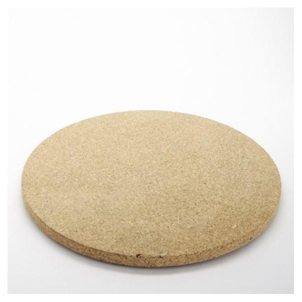 Podnos Cork Round, 50 cm