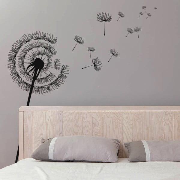 Dekoratívna samolepka na stenu Modern Dandelion