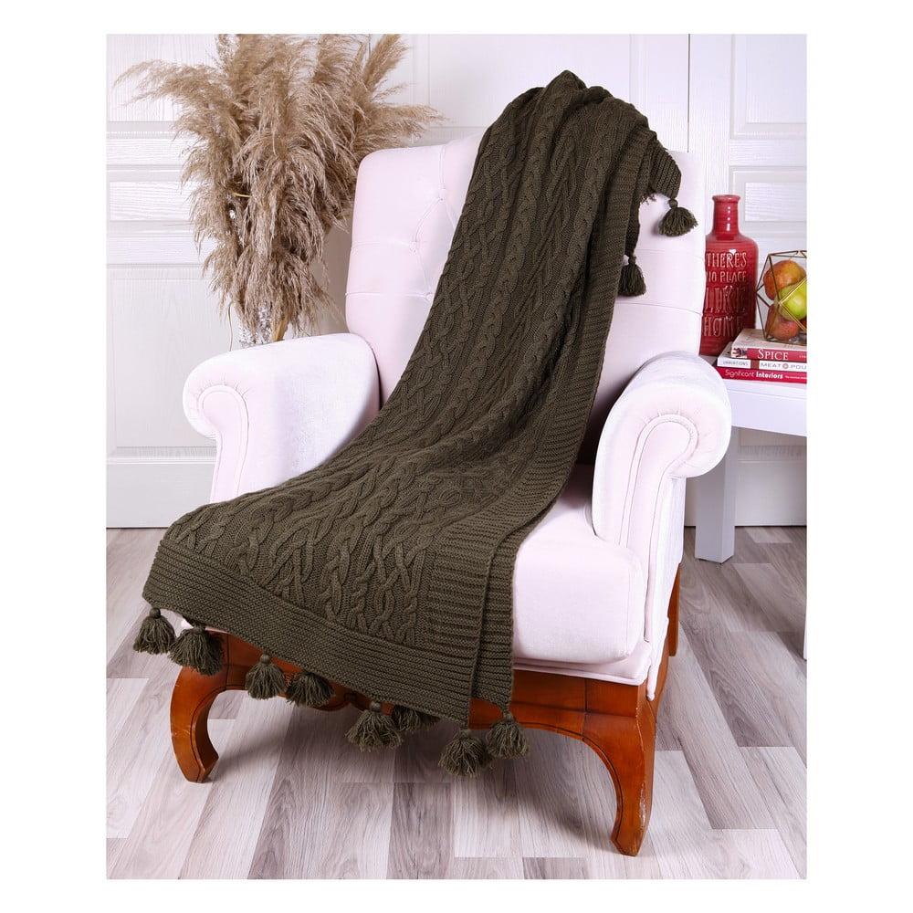 Khaki deka Tutu, 130 × 170 cm