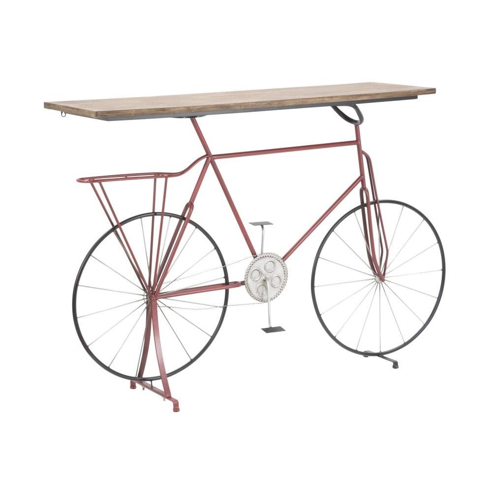 Konzolový stolík s železnou konstrukcí Mauro Ferretti Bicicletta