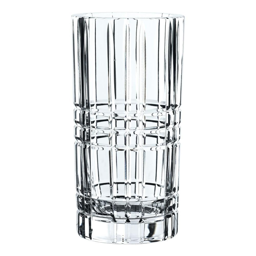 Váza z krištáľového skla Nachtmann Square Vase, výška 23 cm