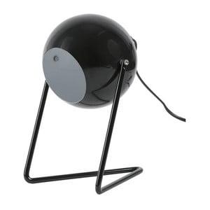 Čierna kovová lampička Vox Emo