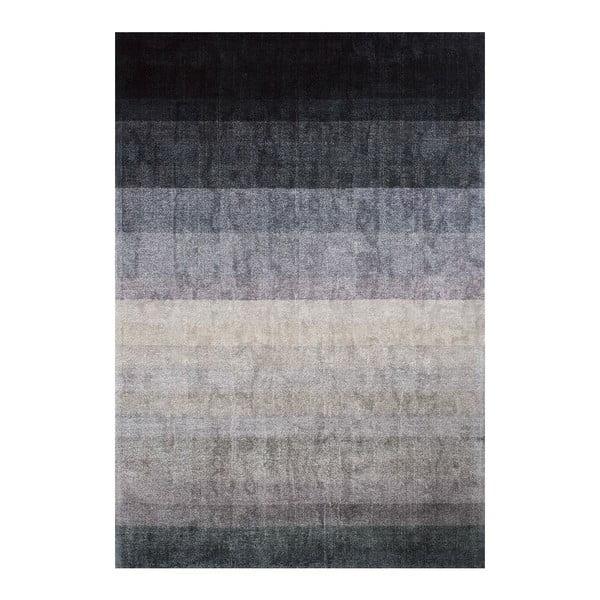 Koberec Combination Dark Blue, 170x240 cm
