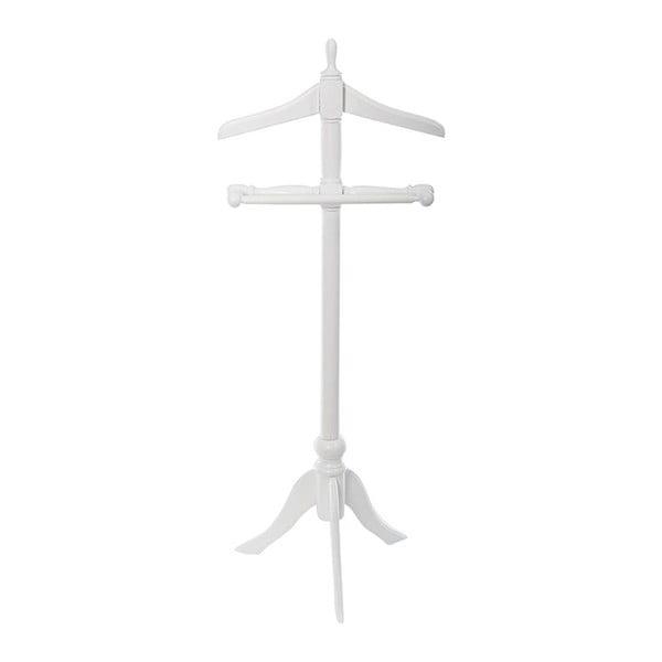Nemý sluha Servant White, 37x47x115 cm