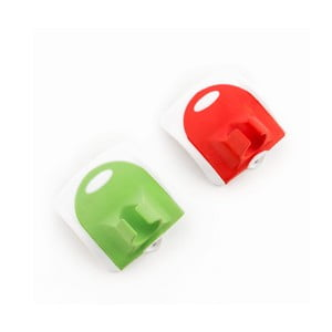Sada 2 škrabiek na zeleninu v prsteni InnovaGoods