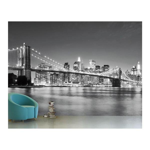 Tapeta Nighttime Manhattan, 400x280 cm