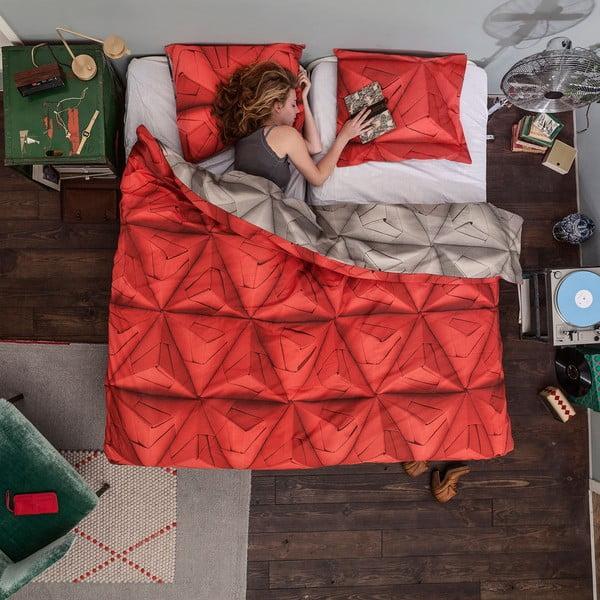 Obliečky Monogami Red 200 x 220 cm