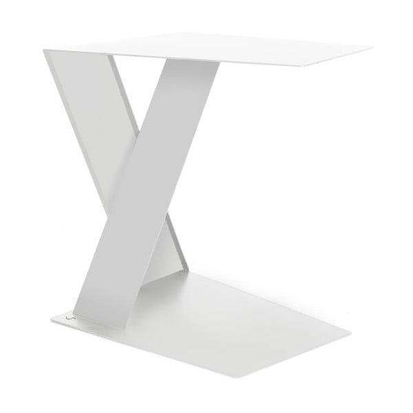 Odkladací stolík Siderietto White