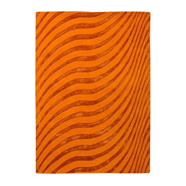 Koberec Nadir Orange, 140x200 cm