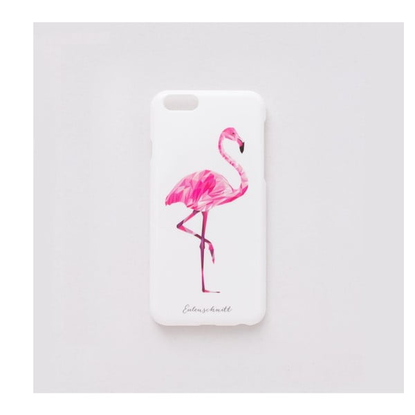Kryt na iPhone 6 Mosaik Flamingo