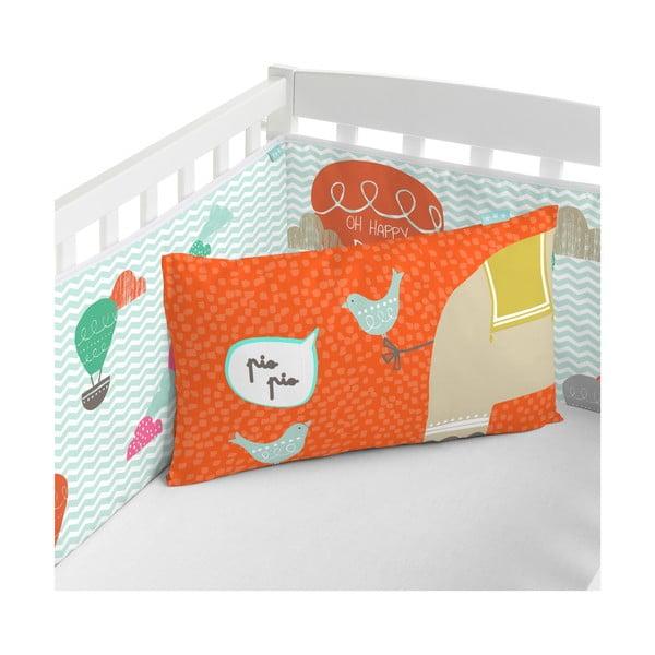 Výstelka do postele Elephant Parade, 70x70x70 cm