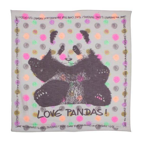 Šatka Codello Take Care Panda