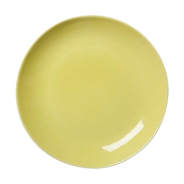 Keramický tanier Green Jade