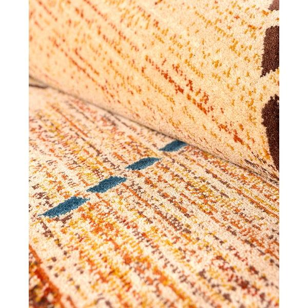 Vlnený koberec Coimbra no. 187, 60x120cm