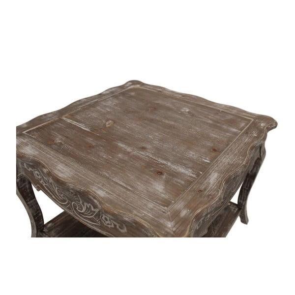 Konferenčný stolík Kamill, 60x40x60 cm