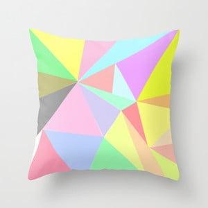 Obliečka na vankúš Triangle I, 45x45 cm