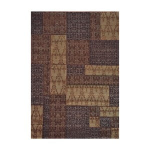 Koberec Patchwork 8 Brown, 170x240 cm