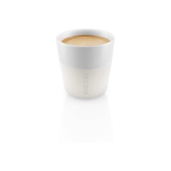 Hrnček Eva Solo Espresso Ivory, 80 ml, 2ks
