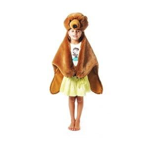 Kostým a predložka v jednom Medveď