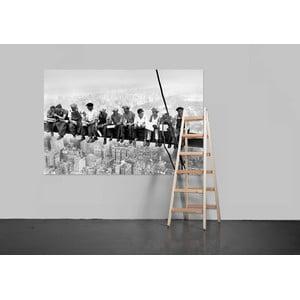 Veľkoformátová tapeta Eating Above Manhattan, 175x115 cm