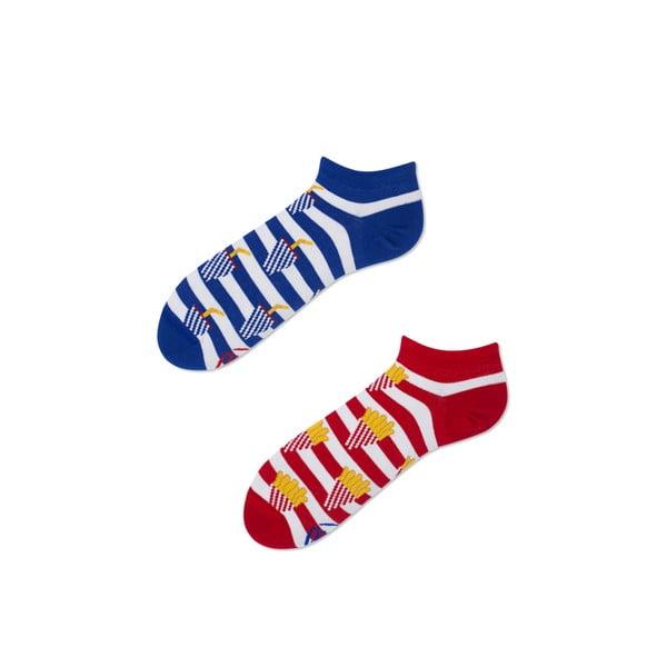 Ponožky Many Mornings Fries And Soda Low, veľ.39/42