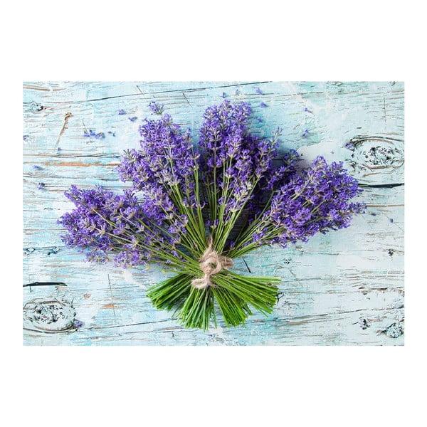 Vinylový koberec Lavender, 52x75cm