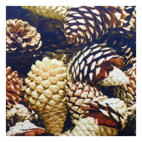 Vankúš Wood Picones 50x50 cm