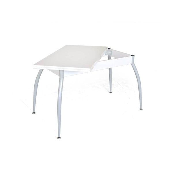 Rozkladací jedálenský stôl Delt 60-120 cm