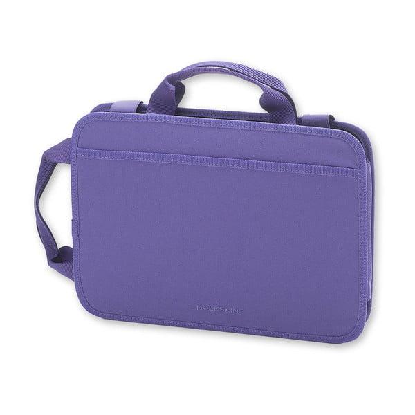 """Taška na notebook 13,5"""" Moleskine, fialová"""