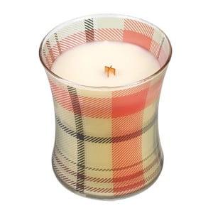Sviečka s vôňou zázvoru a korenia Woodwick Picture Medovník, doba horenia 60 hodín