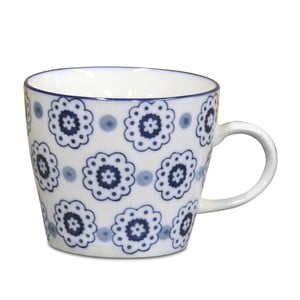 Modro-biely hrnček Interiörhuset Bleau