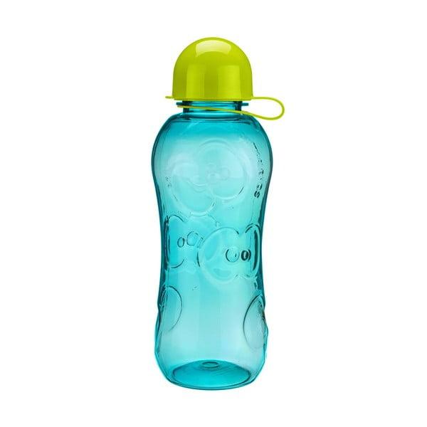 Fľaša na vodu Apple 500 ml, tyrkysová