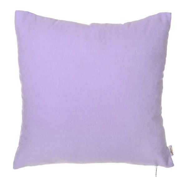 Obliečka na vankúš Apolena Denise 40x40cm, fialová