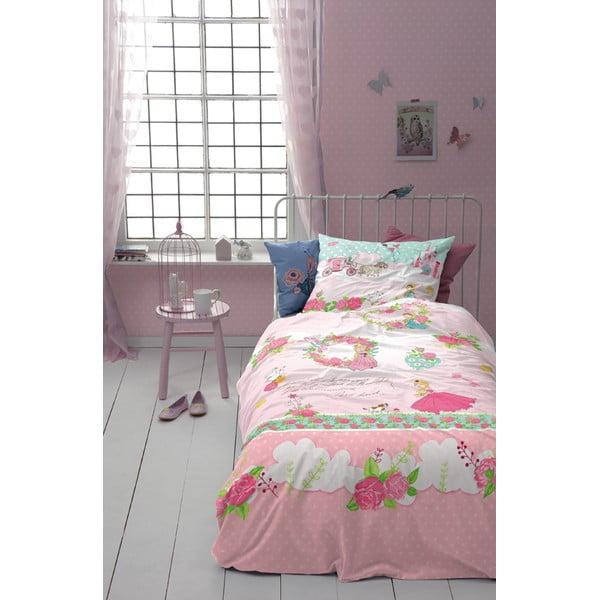 Obliečky Buttercup Pink, 140×200cm