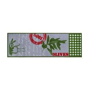 Kuchynská rohožka Hamat Olives, 50x150cm