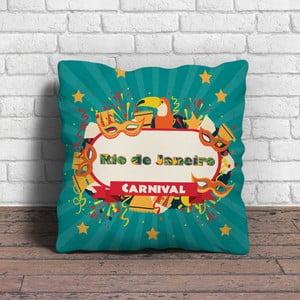 Vankúš s výplňou Carneval no. 97