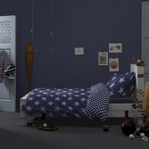 Flanelové obliečky Peacot, 140×200cm