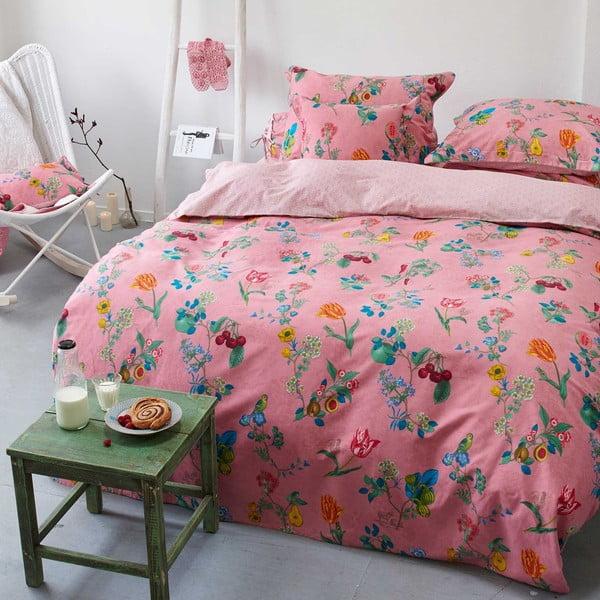 Obliečky Pip Studio Cherry, 155x200 cm, ružové