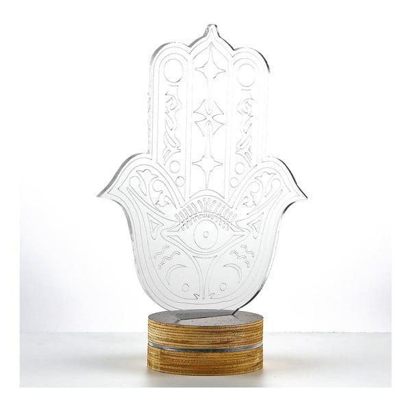 3D stolová lampa Hamsa I