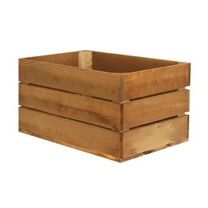 Prepravka Caja Rustica Envejecido, 50x25x30 cm